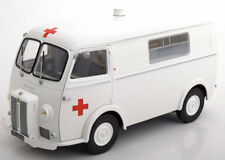 Norev 1963 PEUGEOT D4B AMBULANCE in 1/18 Scale! New Release! In Stock!