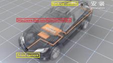 Audi Rear & Front Camera video interface for non-NAV concert A4 Q5 A5 symphony
