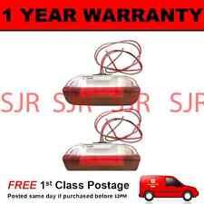 2X FOR VW PASSAT CC JETTA EOS 18 WHITE LED REAR DOOR LIGHT RED/WHITE LAMPS
