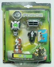 DICKIE TOYS G-FORCE DISNEY : DARWIN Figure With Drop Line & Jet Pack