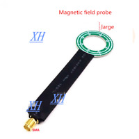 1set EMC EMI Close Field Probe Simple Radiation Correction Magnetic Field Probe