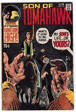 TOMAHAWK #131 (VG/FN) Frank Thorne Art! Frazetta Art! 1st Hawk - Son of Tomahawk