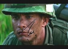 Tom Hanks signed Forrest Gump 8x10 photo - Proof - Toy Story