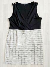 River Island Plus Size 20 Summer Dress Work Office Smart Workwear