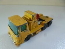 Erf 66GX Truck - Corgi - Yellow - Husky models - GT Britain