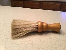 """Vintage Grooming Clothing Furniture Brush Wood Handle7.25"""" long Used"""