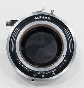Alphax shutter