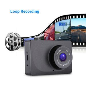 """Xiaomi Yi 2.7"""" LCD HD 1080P WIFI Car Dash Cam Vehicle Camera Motion Dection"""