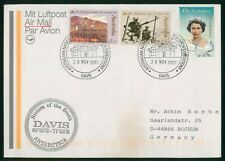 Mayfairstamps Australia 2007 Davis Antarctica Riviera Of The South Cover wwp7762