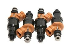 for 94-97 Mazda Miata /92-96 Ford Escort 1.8L I4 1.8L I4  Fuel Injector 4 Pieces