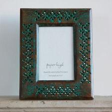 Cornici e portafoto in legno verde
