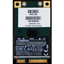 HP Ericsson 3G / 3GPP / HSPA+ WWAN Minicard 668969-001, F5321 Assy # 668762-002