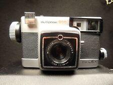 Minolta 800 Rokkor 38mm  F2.8 Lens Autopak Case Vintage Cameras Photography Film