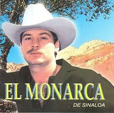 El Monarca de Sinaloa  (CD, Mar-2004, Kimo's Music) LATIN POP BRAND NEW