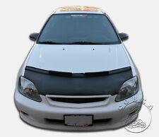 Car Bonnet Mask Hood Bra Fits Honda Civic 1999 2000 99 00 EK