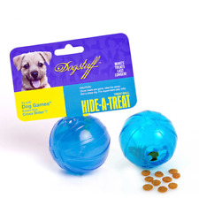 1PC Pets IQ Treat Ball Interactive Food Dispensing Dog Toy Food Feed Toy PVC