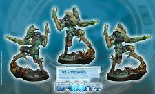 Infinity BNIB combinado Ejército-charontid (HMG)