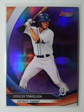2020 Bowman's Best Spencer Torkelson Purple  070/250 TP-30 Tigers