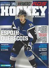 Hockey Le Magazine 2015 Quebec French Magazine Connor Mcdavid Article