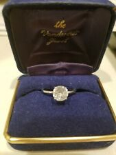 "7 in Original box Vintage ""The Vanderbilt Jewel"" Size"