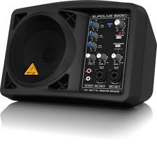 Behringer B205D PA/Monitor Speaker System 150-Watt Portable B 205 D