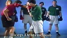 Street Fighting in 40 hours-Martial Arts Kenpo Karate Jiu-Jitsu Cruse 3 DVDs