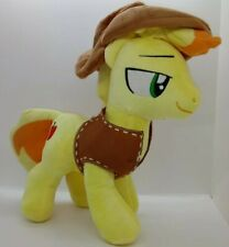 "My Little Pony Braeburn Plush High Quality Brand New Condition 12"" inch"