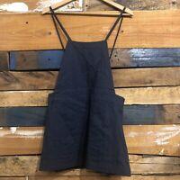 Free Peolple Overall Skirt Sz Xs Womens Blue