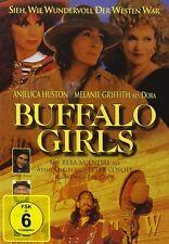 GABRIEL/COYOTE,PETER/GRIFFITH,MELANIE BYRNE - BUFFALO GIRLS   DVD NEU HARDY,ROD