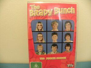 The Brady Bunch The Fourth Season - DVD - Region 4