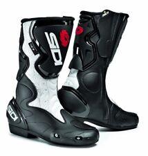 Stivali Moto Sport  SIDI FUSION LEI BIANCO/NERO LADY