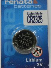 RENATA  Watch Battery  CR2325 Lithium 3V 1Pc.