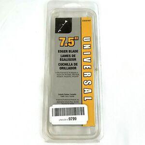 """Universal Edger Blade 7.5"""" Husqvarna PP1000E PPB1000E PP258TP PP338TP PP258TPC"""