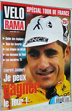 VELORAMA CYCLISME 1996 SPECIAL PRESENTATION TOUR DE FRANCE INDURAIN JALABERT