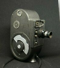Bell & Howell Filmo Companion  8mm Movie Camera with strap
