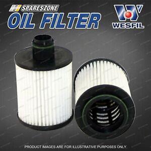 Wesfil Oil Filters for Holden Malibu EM 2.0L CRD 4Cyl 16V DOHC 06/13-On