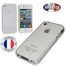 Housse Silicone Ultra Slim Transparente pour Apple iPhone 4 4S