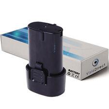 Batterie 7.2V 1500mAh pour Hitachi DN 7DT Société Française