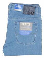 PIONEER ® RANDO W36 L30 MEGAFLEX STRETCH Jeans Hellblau 1680.717.9874.08 2.Wahl