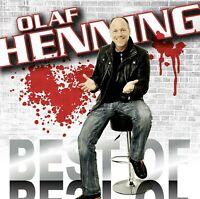 OLAF HENNING - BEST OF  CD NEU