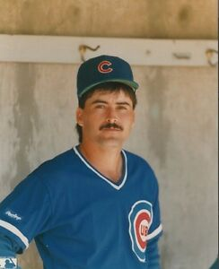 Quality Color Print 8x10 Rafael Palmeiro Chicago Cubs