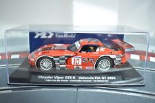 88109 Fly Car Model 1/32 Slot Car Chryler Viper Gts-R Valencia Fia Gt 2004