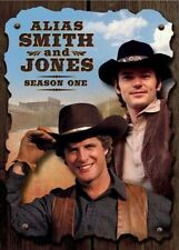 Alias Smith and Jones - Season One (Boxset) New DVD