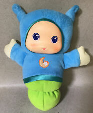 2011 Playskool Blue Lullaby Gloworm 10� Plush