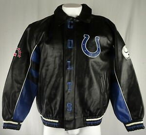 Indianapolis Colts NFL G-III Men's Full-Zip Snap-Up Jacket