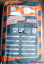 PCI Nanocret FC 25kg Faserverstärkter Betonspachtel Spachtel Wand Decke Mörtel