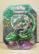 Pokémon TCG Rayquaza EX Tin 2012 New Sealed TCG CCG