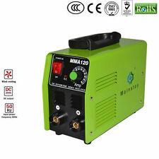 MMA-120 Welding Tools MINI Inverter DC ARC Welding Machine Welder 110V/220V
