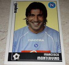 FIGURINA CALCIATORI PANINI 2006/07 NAPOLI MONTERVINO ALBUM 2007