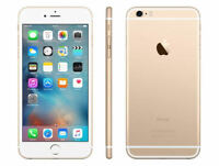 "Doré Apple Iphone 6 Plus 5.5"" -No Fingerprint Sensor-  16GB Débloqué Smartphone"